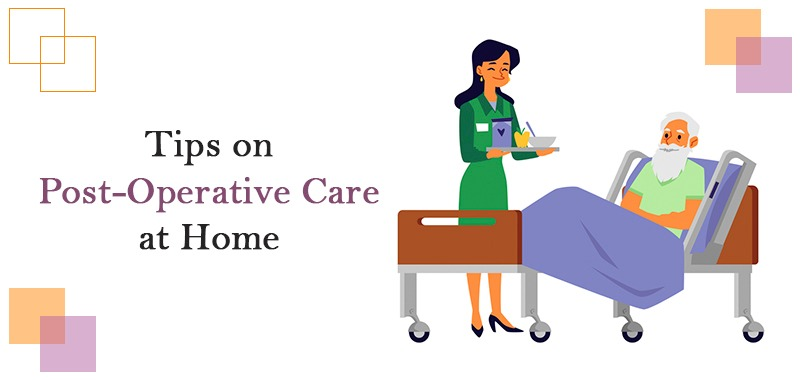 Post operative care vector