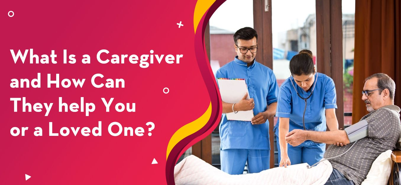 caregivers helping elderly